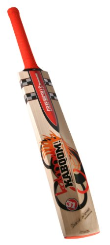 Gray-Nicolls Junior Kaboom Destroyer Cricket Bat, Size 4