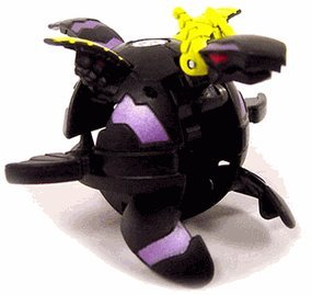 Bakugan New Vestroia Series 2 Darkon [Black] Faroh Factory