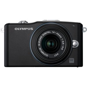 Olympus PEN E-PM1 12.3MP Interchangeable Camera