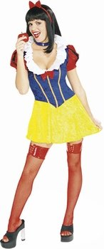 Classic Snow White Costume - Small - Dress Size 5-7