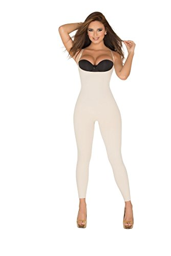 ce7112a4c2 Cheap Faja Moldeadora Full Body Shaper Girdle Cincher Thermal Braless Capri  Reductora