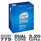 Intel Pentium E6700 / 3.2 GHz processor [PC]