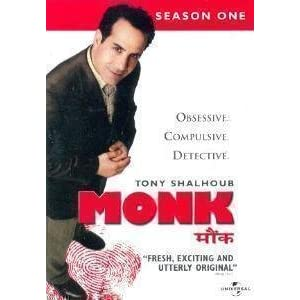 Monk (Season One)