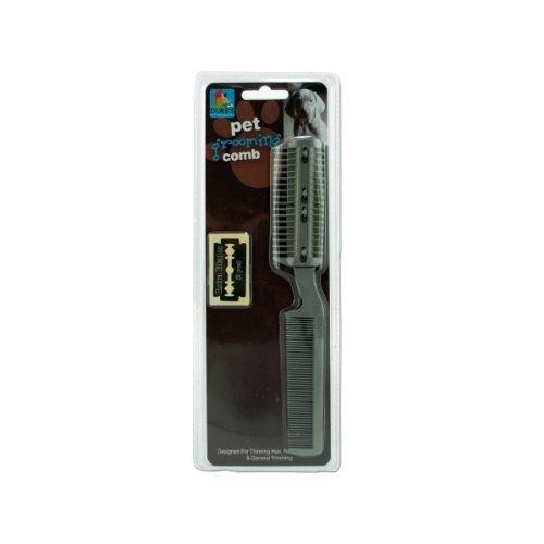 Bulk Buys Pet Grooming Comb Pack Of 96 DI230