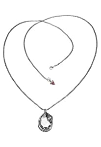 Guess Jewelry Snake G_UBN80114 Necklace for her With big stone