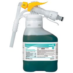 Zoom Supply Diversey 3063437 Crew Disinfectant Cleaner, Healthcare Diversey Crew Disinfectant Cleaner -- Attacks Dangerous Invisible Pathogens