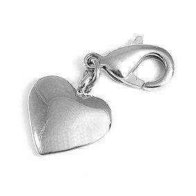 Charms Anhänger für Bettelarmband Herz