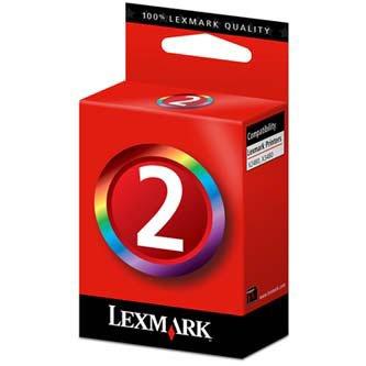 Lexmark Cartouche d'encre X2480 X3480 X4580 X2580 X3580 Z1380 Z1480 80D2965 color #2 3-p