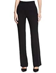 M&S Collection Side Zipped Slim Leg Trousers