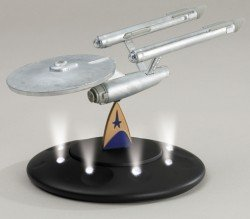 Star Trek USS Enterprise Limited Edition Sights and Sounds