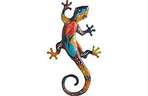Aztec Lizard Wall Art. by La Hacienda