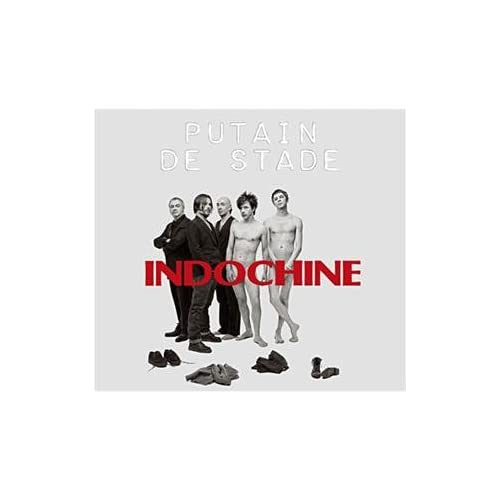[US]Indochine - Putain de Stade - Live 2010 (2 CD)
