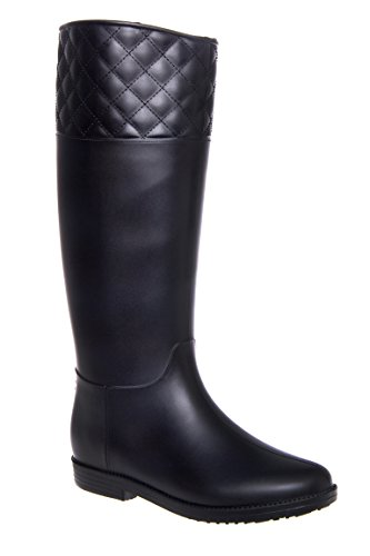 Thumbs Up Knee High Rain Boot