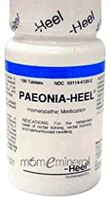 Paeonia-Heel 100 Tablets by Heel/BHI