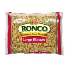 Ronco Large Elbows, 16 Ounce -- 24 per case. (Country Classic Mac And Cheese compare prices)