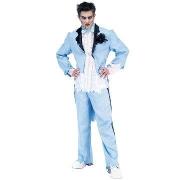 Zombie Prom King Costume - Medium - Chest Size 42-44