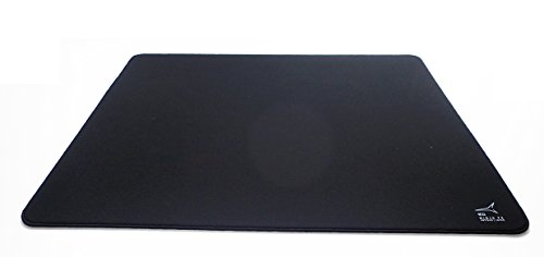 ARTISAN ゲーミングマウスパッド 420x490x4mm 零 FX XSOFT XLサイズ FXZRXSXL ブラック