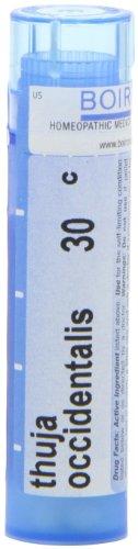 Boiron Homeopathic Medicine Thuja Occidentalis, 30C Pellets