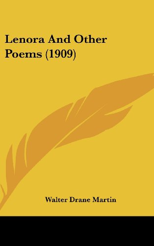 Lenora and Other Poems (1909)