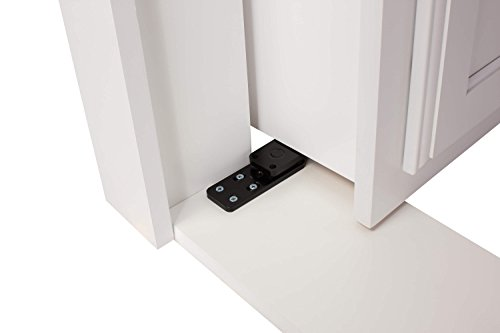 Hidden door hinge system new ebay - Hidden hinges for exterior doors ...
