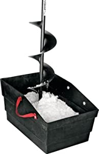 Fishing nature vision slush bucket ice for Ice fishing bucket