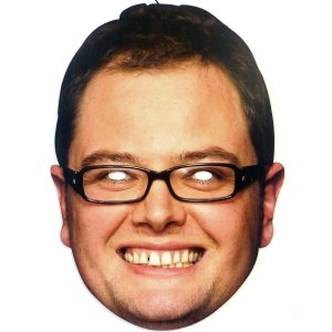 Mka Celebrity Masks - Alan Carr