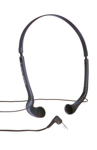 Sony Ultra Lightweight MDR-W08L Vertical Ear-Buds