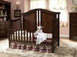 Bonavita Liberty Lifestyle Guard Rail, Charleston Cherry - 1