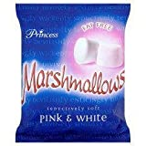 Princess Pink & White Marshmallows 200G