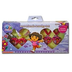 Nickelodeon Dora the Explorer Best Friend Jewelry Set