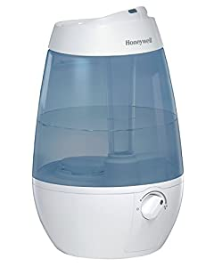 Honeywell HUL535W Cool Mist Humidifier, White