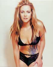 Signed Hart, Melissa Joan 8x10 autographed at Amazon's Entertainment