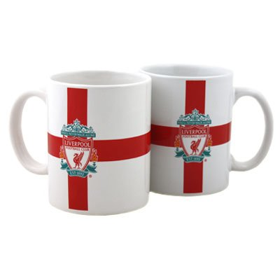 Liverpool FC Mug – St George – Football Gifts
