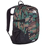 The North Face Borealis Daypack - Military Green Woodland Print/TNF Black, One Size