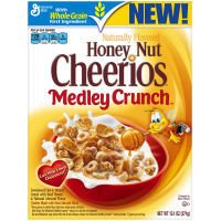 Cheerios Honey Nut Medley Crunch Cheerios, 13.1 oz