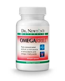 Dr. Michael Pinkus Omega Krill Oil