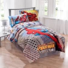 Spiderman Twin Comforter front-1080589