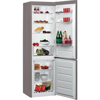 Whirlpool BLFV 8121 OX Freestanding Silver 227L 111L A+ frigorifero con congelatore