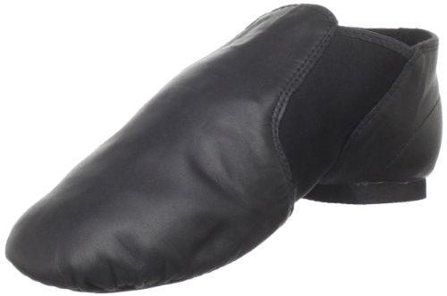 Dance Class Women'S Gb101 Spandex Gore Jazz Shoe,Black,6 M Us