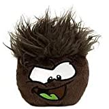 """Value Deal Save $8.00 On Rare Disney Club Penguin 4"""" Black Puffle Plush With Green Tongue Value Deal = Just The..."""