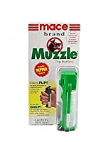Mace Brand Muzzle Dog Repellent Pepper Spra from Mace Security International