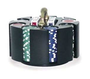 Smir - 33400 - jeu de casino - Carrousel en bois