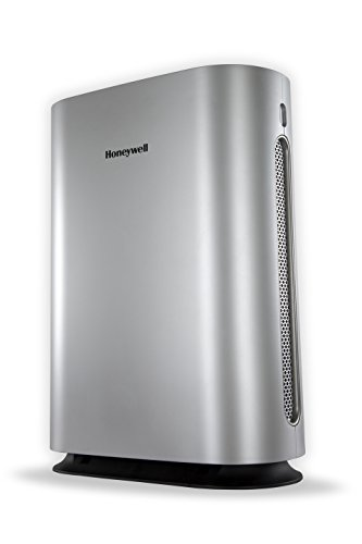 Honeywell  Air Touch-S 52-Watt Smart and App Based Air Purifier (Royal Silver)