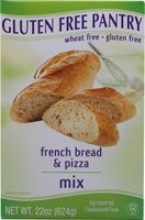 Gluten-Free Pantry French Bread and Pizza Mix -- 22 oz by Gluten-Free Pantry