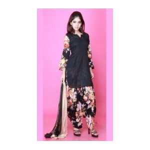 Shree Casual Wear Suits KCW-1607 | Shree | Black | XL