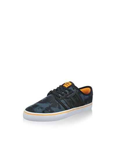 adidas Sneaker Seeley schwarz/petrol