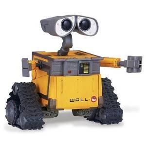 Vivid Imaginations 60229 - Action Figure di Wall-E, versione Deluxe