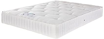 Health Beds Options 1000 with Hypo-Allergenic Fillings 3 ft Single Mattress