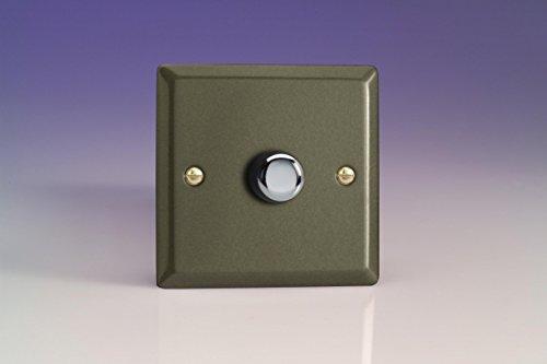 varilight-v-com-1-gang-2-way-push-on-off-rotary-led-dimmer-1-x-15-220w-max-30-leds-graphite-21-kpp22