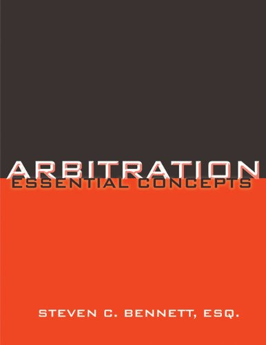 Arbitration: Essential Concepts